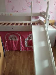 bett mit rutsche deko bett matratze himmel lattenrost ikea kinderbett kinderbetten