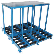 storage solutions for pallet truck batteries