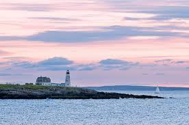 Wood Island Light Slideshow The Coast Of Maine