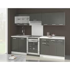 cuisine grise pas cher cuisine complete gris achat vente cuisine complete gris pas