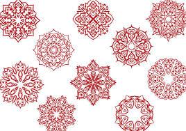 free circular ornaments vectors free vector 428245 cannypic