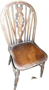 Antique Wooden Armchairs Wooden Chair Ebay