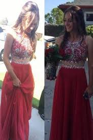 red prom dresses u0026 gowns luulla