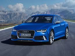 top ten audi cars the audi rs 7 is a great car that just got better business insider