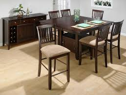 dining room rustic dining table with leaf drop leaf table with