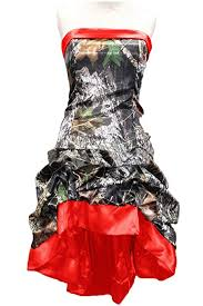 buy milano bride stunning strapless camo wedding dress evening