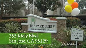 apartment amazing park kiely apartments san jose ca home decor
