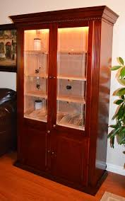 quality importers 5000 cabinet cigar humidor review cigarpass
