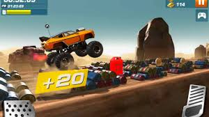 monster truck racing video monster trucks racing e08 android gameplay hd youtube