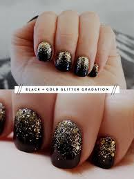 best 25 black gold nails ideas on pinterest gold sparkle nails