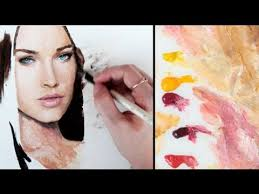 painting skin tones the basics my approach simplified