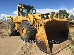 1978 caterpillar 966c wheel loader for sale 9 653 hours red