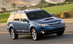 2009 Subaru Forester Impreza Diesel Auto Shows News Car