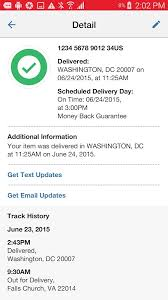 usps mobile android apps on google play