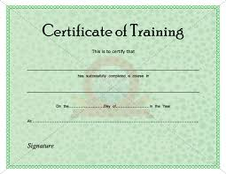 9 best images of course certificate template course completion
