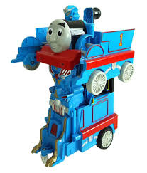 gift world deformation thomas the tank engine 2 4 ghz rc car train