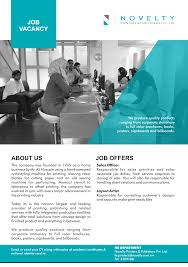 layout artist job specification sales officer layout artist jobsicle