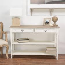 console table archaicawful white console table photos design