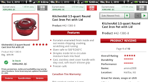 shopping at canadian tire there s an app for that