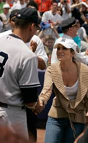 Arod Meme - jennifer lopez and alex rodriguez met right in front of marc anthony