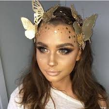 Fawn Fairy Halloween Costume 20 Fairy Makeup Ideas Fairy Fantasy Makeup