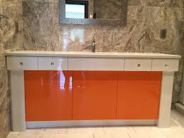 Red Lacquer Kitchen Cabinets Custom Kitchen Cabinetry Design Installation Ny Nj
