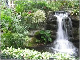 backyards cozy backyard waterfalls and ponds backyard