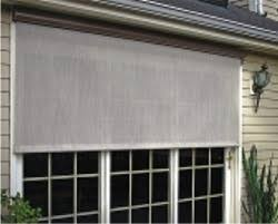 Roll Up Window Awnings Futureguard Series 5500 Roll Up Aluminum Window Awnings In Canada