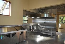 commercial restaurant kitchen design rental for small business