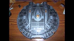 Polar Lights Models Star Trek Nx 01 Enterprise 1 350 Polar Lights Model Build Youtube