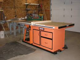 ridgid table saw miter gauge shop built table saw upgrade ts3650 ridgid plumbing woodworking