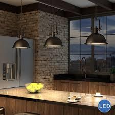 Led Pendant Lighting For Kitchen by Dorado Vvp21021bz 11 U2033 Industrial Led Pendant Architectural Bronze