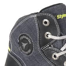 motorcycle sneakers stylmartin kansas motorcycle sneakers anthracite 24helmets