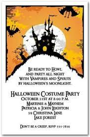 Halloween Costume Party Invitations Kids Halloween Party Invites Complement Children Halloween