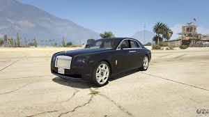 roll royce rois rolls royce ghost 2014 for gta 5