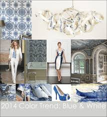 2014 home decor color trends moodboard 2014 color decorating trend blue white color scheme