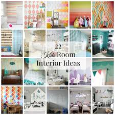 Decorating Bedroom Walls by Mesmerizing 30 Galley Kids Room Interior Decorating Inspiration