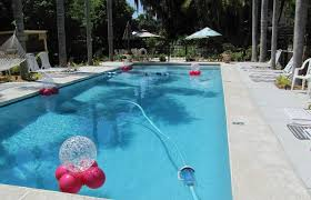 Outdoor Pool Shower Ideas - pool party decorating ideas old 28 creative pool decorations