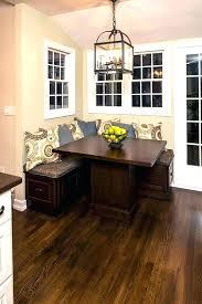 kitchen nook furniture set breakfast nook table set kitchen nook corner bench or space saving