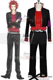 tsubaki brothers conflict brothers conflict yusuke cosplay costume brothers conflict