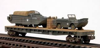 amphibious jeep ww2 us army amphibious gpa jeep u0026 gmc dukw on a 50 u2032 flat car usax