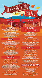 original thanksgiving dinner menu thanksgiving dinner at rams head rams head group
