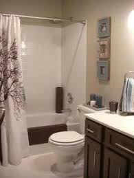 bathroom curtain ideas hanging shower curtains to small bathroom look bigger