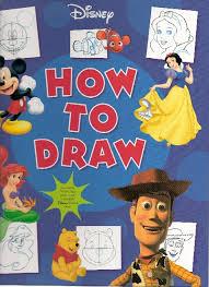 draw disney