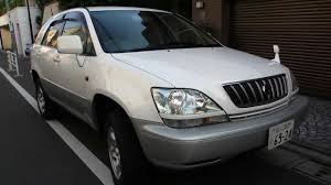 toyota harrier 2001 toyota harrier 2 4ltr 2wd low km u0027s for sale tokyo japan