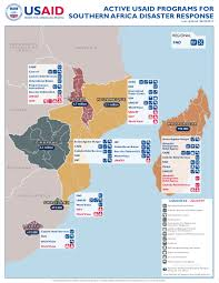 Southern Africa Map Angola Disaster Assistance U S Agency For International