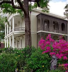 New Orleans Garden District Map by New Orleans Garden District
