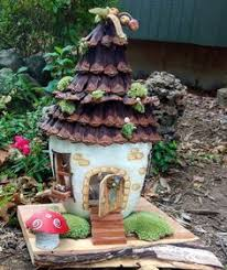 Fairies For Garden Decor Fairy Garden Boot House Gardens Focal And Signs