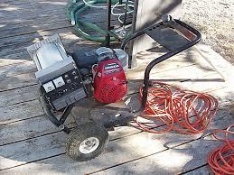 generator head 10 000 watts max belt driven
