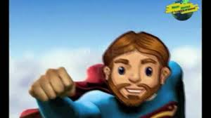 jesus is my super hero youtube